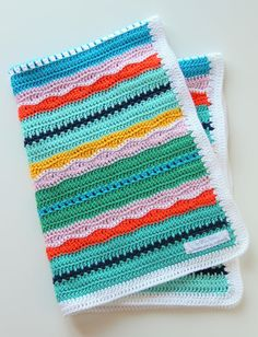 HER WORK IS AMAZING....Crochet pattern baby blanket by creJJtion on Etsy, $12.00
