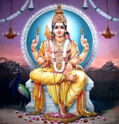 Lord Murugan