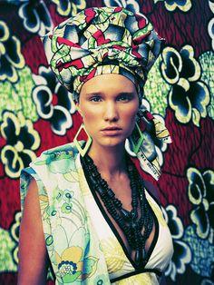 Photo: Alex Kranz, african fashion editorial