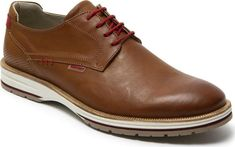 Ανδρικό Δερμάτινο Oxford Kricket Street - Ταμπά - Skroutz.gr Men Dress, Dress Shoes, Derby, Oxford Shoes, Lace Up, Casual, Fashion, Formal Shoes, Classic