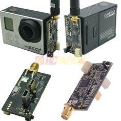 Light L250 5.8G 250mW 32ch VTX FPV Video Transmitter for GoPro Camera QAV250 DJI  | eBay