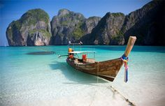 Kho Phi Phi Don (The beach) - Thailand