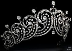 Tiara Mania: Countess of Essex's Diamond Tiara