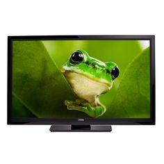 Review Cheap VIZIO E240AR 24-Inch 60Hz LED LCD Class Edge Lit Razor HDTV (Black)