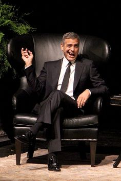 Brilliant Lecture Series With George Clooney - Houston, TX