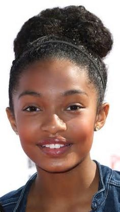 Yara Shahidi Actress Yara Shahidi attends the 14th Aniversary Of P.S ...