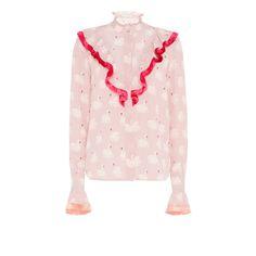 Acquista Camicia Maia Con Cigni by Stella Mccartney sul nostro online store…