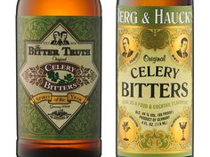 Celery bitters lend a vegetal, citrusy edge that plays well with ...