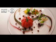 Three-Michelin star Clare Smyth MBE Restaurant Gordon Ramsay; stunning tomato dish recipe