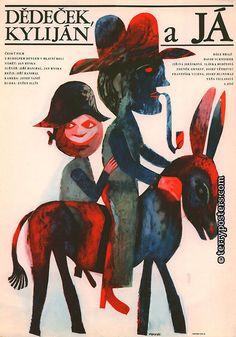 silhouette/render hybrid  Vaca, Karel (Terry posters)