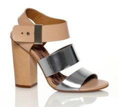 strappy block heels - Google Search