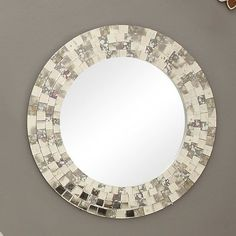 Woodbridge Home Designs Reflective Wall Mirror