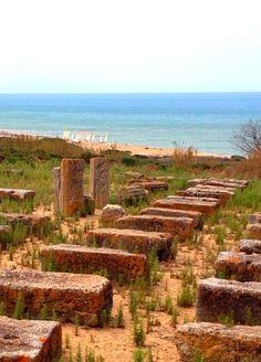 Kamarina, zona archeologica