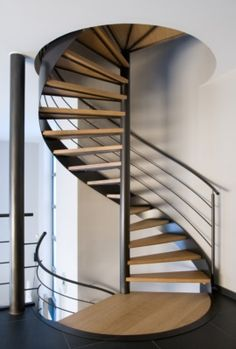 Love spiral stairs