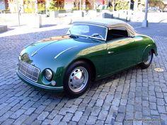 Rare Porsche 356 Speedster prototype built in 1948