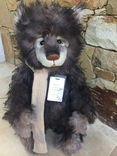 *retired* Charlie Bears Isabelle Lee Masterpiece 2011 Ltd Ed Mohair Artist