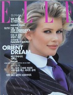 Elle Korea Covers