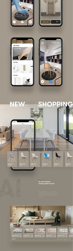 Web Design and Motion Design Inspiration: SOLID
