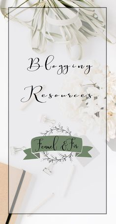 List of blogging resources - New blogger tips and resources for affliate marketing, holistic living, self-care, self-love, parenting, and simple living.