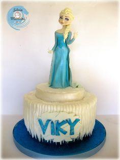 Elsa - the cake