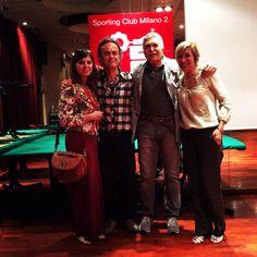 Night at Sporting Club in Milano 2