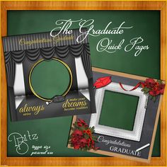 http://ditzbitz.weebly.com/store/p863/The_Graduate_PU_Quick_Pages.html