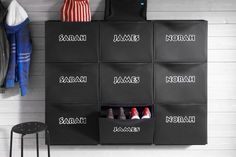 How To Use IKEA Shoe Cabinets to Hack More Storage