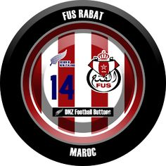 DNZ Football Buttons: FUS Rabat