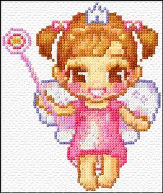 little pink fairy