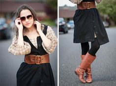 1 Dress, 100 Days {Day 14} misselainious.com | warmblankets.org