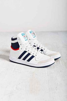 various colors 3aa73 920c5 adidas Originals Top Ten Hi Retro Sneaker