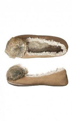 Coyote Slippers - Plümo Ltd