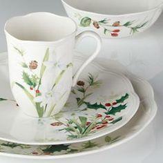 Winter Meadow Dinnerware by Lenox