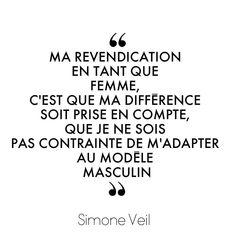 Les meilleures citations féministes - Elle