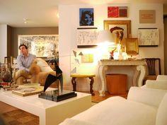 Interior Design Project: Living Room #NYSD #EricCohler #interior #design #ecd