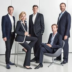 Biographies of the Swarovski Executive Board Business Portrait, Corporate Portrait, Business Headshots, Corporate Headshots, Business Photos, Business Fashion, Business Style, Professional Headshots, Group Photography Poses