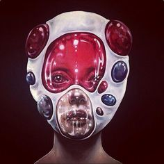 Afarin Sajedi's Portraits of Women Redefine Strength | Hi-Fructose Magazine
