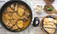 pollo a la andaluza Spanish Kitchen, Spanish Food, Easy Weekday Meals, Other Recipes, I Foods, Chicken Recipes, Pork, Food And Drink, Yummy Food
