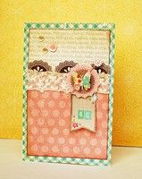 A Project by yuki.s from our Scrapbooking Cardmaking Galleries originally submitted 07/05/12 at 08:27 AM