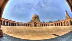 Ibn Tulun Mosque..