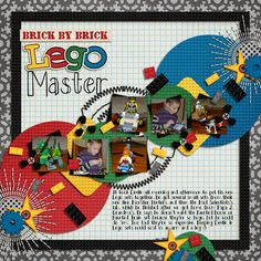 Lego Master : Gallery : A Cherry On Top