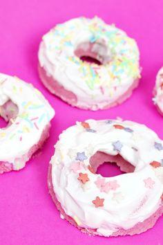 DIY Donut Badebomben