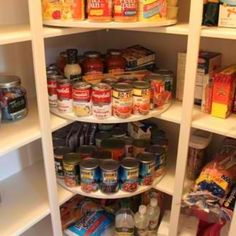 Idea for pantry...
