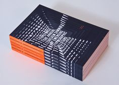 Typeforce Catalogue  for the Annual Chicago Show of Typographic Allstars