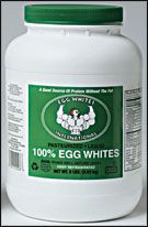 100% Pure Liquid Egg Whites - What are they? - Preparation Ideas