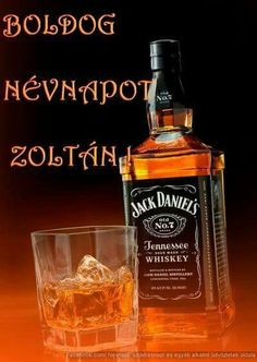 Happy Name Day, Jack Daniels, Whiskey Bottle, Happy Birthday, Cards, Sims 4, Google, Celebration, Happy Brithday