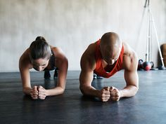How Long Should You Hold Your Plank?