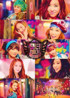 IGAB 소녀시대 wallpaper ❤️