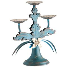 I pinned this Rosemarie Candelabra from the Barreveld International event at Joss and Main!