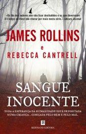 Baixar Livro Sangue Inocente - James Rollins em PDF, ePub e Mobi ou ler online